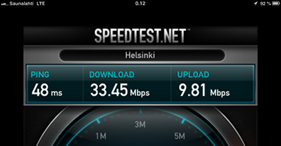 iPad mini on LTE #1